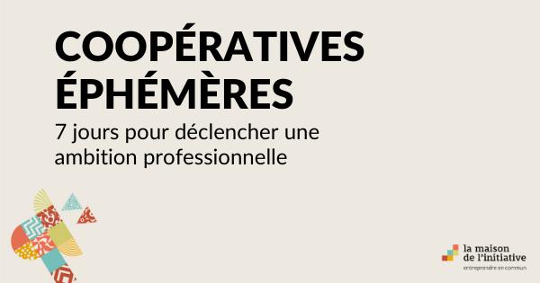 Coopératives Éphémères